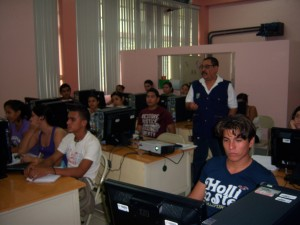 Electronic Resources provision - Nicaragua