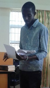 Poems from a Library Ambassador