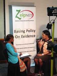 Promoting Policy Dialogue in Harare