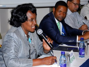 Climate-change science roundtables support open dialogue for stakeholders and policy makers in Kenya
