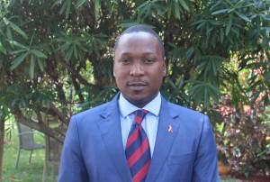 Onesimo Maguwu USAID health expert in Zimbabwe.