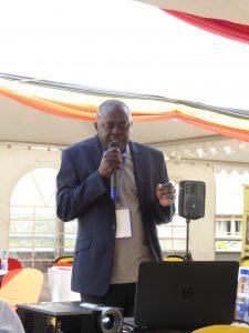 John Bagonza, Director of DRS
