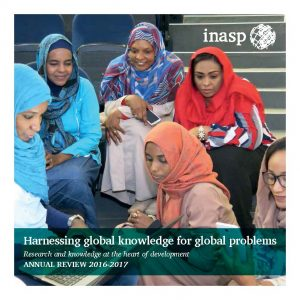 INASP Annual review 2016-17