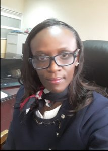 Marale Sande, Senior Research and Policy Analyst with the Parliamentary Research Services at the Parliament of Kenya