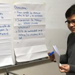 Assessing evidence use in Peru.
