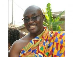 Mr Sampong, EPA, Ghana.