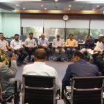 Bangladesh dialogue event.