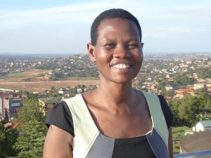 Harriet Mutonyi of Uganda Martyrs University.
