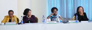Gender discussions during Ethiopia dialogue event.