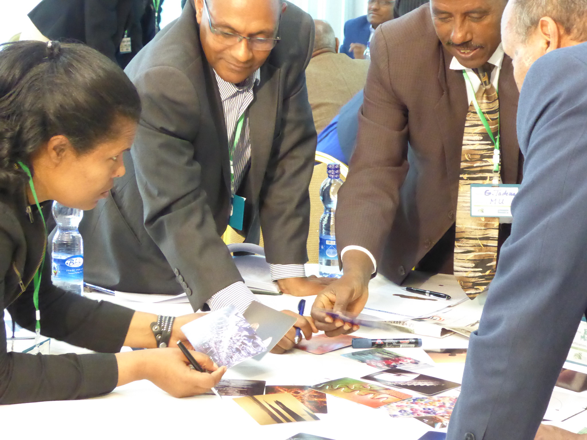 Research equity dialogue in Ethiopia.