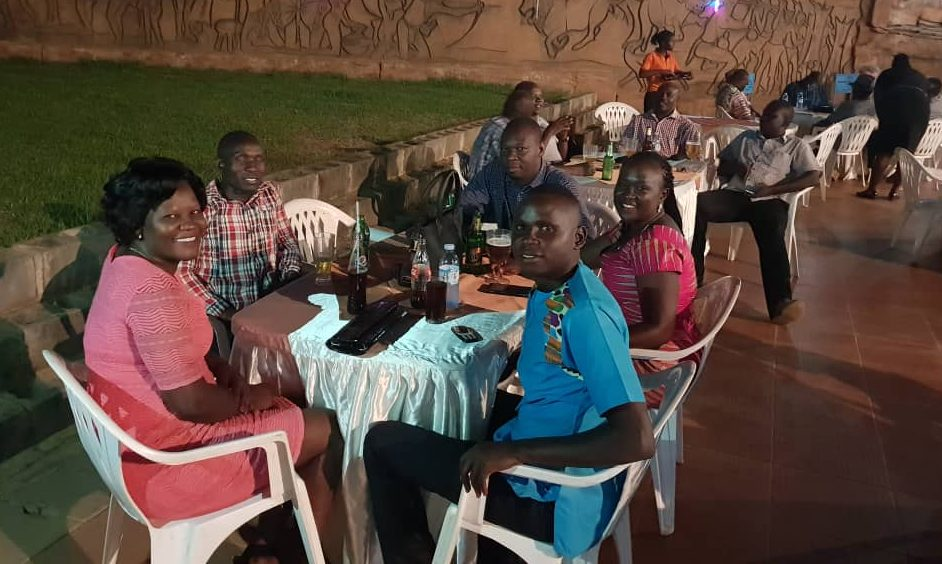 Stakeholder Dinner at Gulu University.