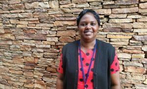 Veronica Munuve of Uganda Martyrs University.