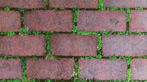 Brick pattern.